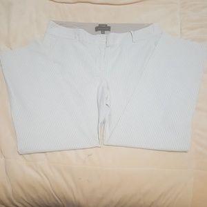 Talbots  Pinstripe Dress Pants!!